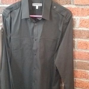 Express Men's Large VERY Gently Used Long Sleeve